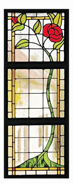 Помимо традиционных стекол в оконные